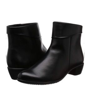 Ecco Touch 35 Fold Ankle Boots EUR 39 US 8-8.5